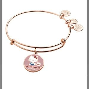 New w/tags Hello Kitty Alex and Ani bracelet.